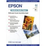Epson A4 Archival Matte Paper photo paper
