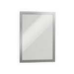 Durable 4872-23 magnetic frame A4 Silver