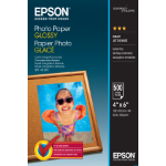 Epson Glossy - 10x15cm - 500 sheets photo paper