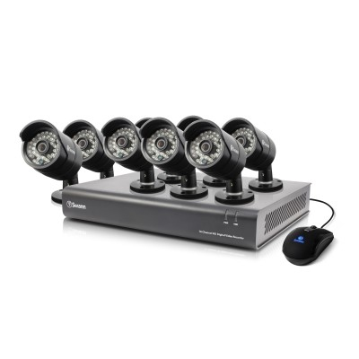 Swann DVR16-4400 Wired 16channels video surveillance kit