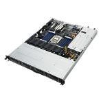 ASUS RS500A-E9-RS4-U Storage server Rack (1U) Ethernet LAN Black, Silver 7000