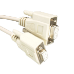 Videk 4079 2m 9DS 25DP White serial cable