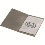 Elba 100090219 Polypropylene (PP) Grey folder
