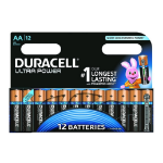 Duracell Ultra Power Alkaline 1.5V non-rechargeable battery