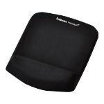 Fellowes 9252003 Black mouse pad