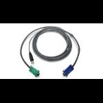iogear USB KVM Cable 10 Ft 3m Black KVM cable