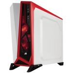 Corsair SPEC-ALPHA Midi-Tower Red,White computer case