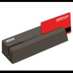 Posiflex MR-2100 lector de tarjeta magnética USB Negro