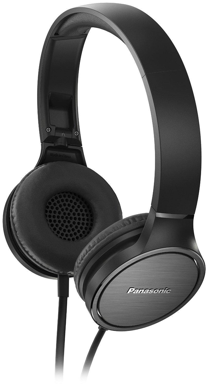 Panasonic RP-HF500ME 3.5 mm Monaural Head-band Black headset