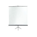 Metroplan Budget Tripod Screen projection screen 1:1