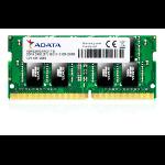 ADATA AD4S2400J4G17-B memory module 4 GB DDR4 2400 MHz