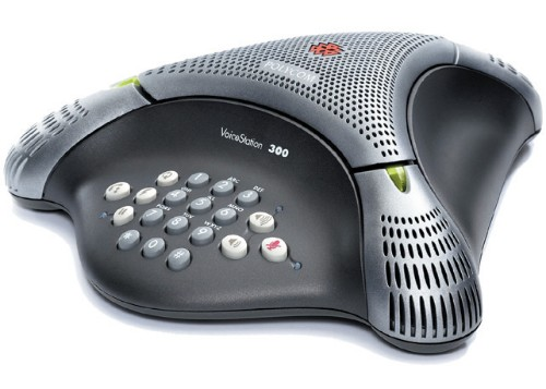 Polycom VoiceStation 300 teleconferencing equipment
