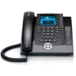Auerswald COMfortel 1400 Analog telephone Black Caller ID