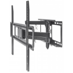 "Manhattan 461351 flat panel wall mount 177.8 cm (70"") Black"