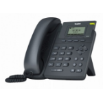 Yealink SIP-T19 E2 Wired handset LCD Black IP phone