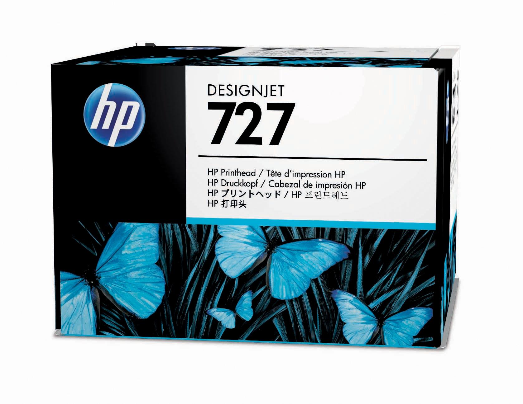 HP 727 printkop Inkjet