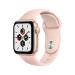 Apple Watch SE 40 mm OLED 4G Oro GPS (satélite)