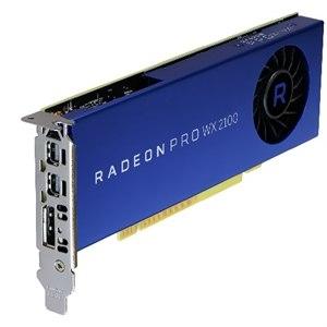 DELL 490-BDZR graphics card Radeon Pro WX 2100 2 GB GDDR5
