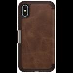 OtterBox Strada Folio mobile phone case 16,5 cm (6.5 Zoll) Espresso