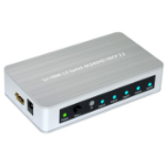 Microconnect MC-HMSW501B video switch HDMI