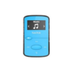 Sandisk SDMX26-008G-G46B MP3/MP4 player MP3 Spieler Blau 8 GB