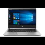 "HP EliteBook Folio G1 1.1GHz m5-6Y54 12.5"" 1920 x 1080Pixels Zilver Notebook"