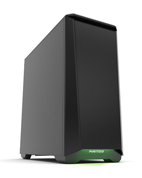 Phanteks ECLIPSE P400S Midi-Tower Black computer case