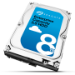 "Seagate Enterprise 8TB 3.5"" 8000 GB SAS"