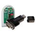 Digitus Converter USB 2.0 D-Sub 9 Male Negro