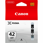 Canon 6391B001 (CLI-42 LGY) Ink cartridge gray, 835 pages, 13ml