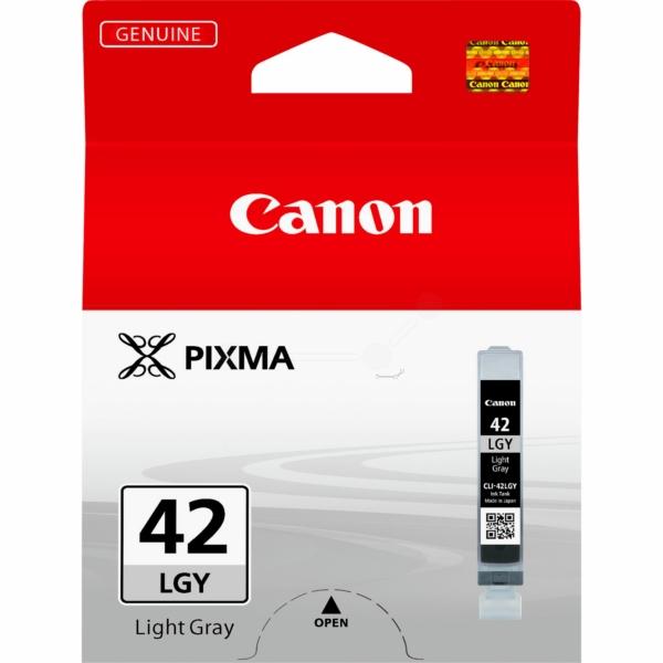 Canon 6391B001 (CLI-42 LGY) Ink cartridge gray, 13ml