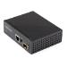StarTech.com IMC1GSFP60W convertidor de medio 1000 Mbit/s Multimodo, Monomodo Negro