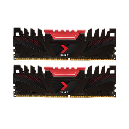 PNY XLR8 geheugenmodule 16 GB DDR4 2666 MHz