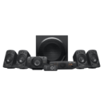 Logitech Z906 speaker set 5.1 channels 500 W Black