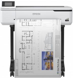 Epson SureColor SC-T3100 large format printer Colour 2400 x 1200 DPI Inkjet A1 (594 x 841 mm) Ethernet LAN Wi-Fi
