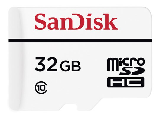 Sandisk 32GB microSDHC 32GB MicroSDHC Class 10 memory card