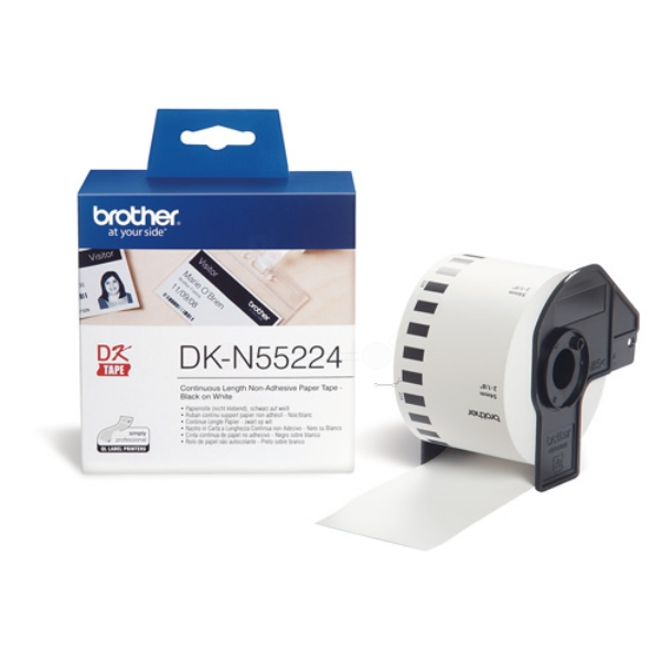 Brother DK-N55224 P-Touch Etikettes, 54mm x 30,48m