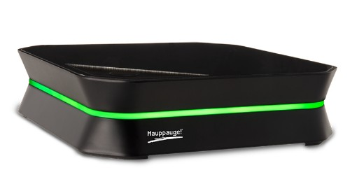 Hauppauge HD PVR 2 GE Plus digital video recorder (DVR) Black,Green