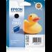 Epson Duck Cartucho T0551 negro (etiqueta RF)