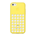 "Apple MF038ZM/A 4"" Cover Yellow mobile phone case"