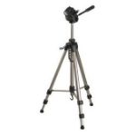 Hama Star 63 tripod 26.7 mm Black, Silver