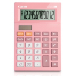 Canon AS-120V calculator Desktop Basic Pink