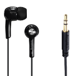 Hama Basic4Music Headphones In-ear Black