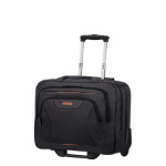 "American Tourister At Work notebook case 39.6 cm (15.6"") Briefcase Black, Orange 88533-1070"