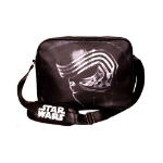 Star Wars VII The Force Awakens Kylo Ren Mask Messenger Bag, Black (CD110STW-MB)