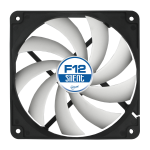 ARCTIC F12 Silent - Extra Quiet Case Fan