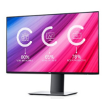 "DELL UltraSharp U2419HC LED display 60.5 cm (23.8"") 1920 x 1080 pixels Full HD Flat Matt Black,Silver"