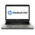 "HP EliteBook 840 G1 1.9GHz i5-4300U 14"" 1366 x 768pixels Black,Silver Notebook"