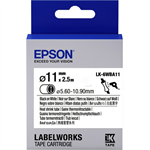 Epson C53S656902 (LK-6WBA11) Embossing tape, 11mm x 2,5m