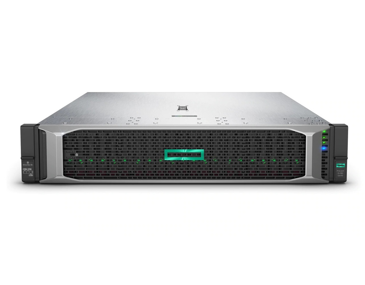 HEWLETT PACKARD ENTERPRISE ProLiant DL380 Gen10 2x 5218 (2.3GHz/16-core/125W) - P408i-a - 64GB- 8SFF - 1x 800W
